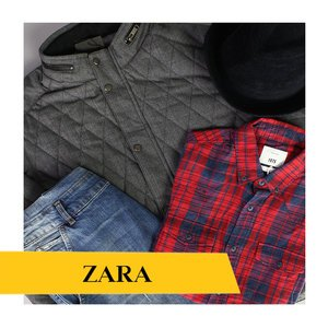 ZARA MAN MIX AW16