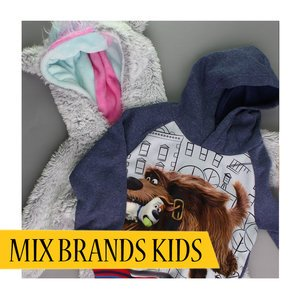 MIX BRANDS KIDS