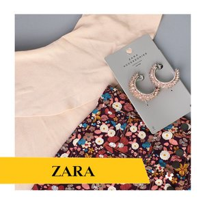 ZARA WOMAN MIX SS18