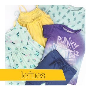 LEFTIES KIDS MIX