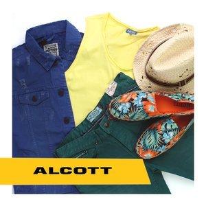 ALCOTT MAN MIX