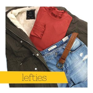 LEFTIES WOMAN MIX