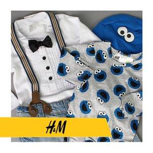 H&M KIDS AW 17/18