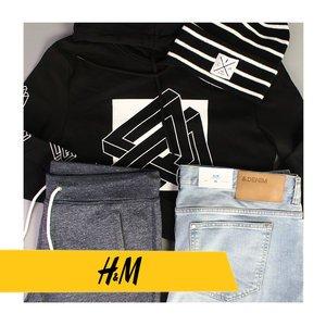 H&M MAN MIX AW17
