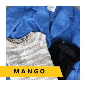 MANGO WOMAN MIX AW17/18