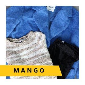 MANGO WOMAN MIX AW17/18
