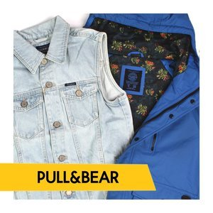 PULL&BEAR MAN ВЕРХНЯЯ ОДЕЖДА