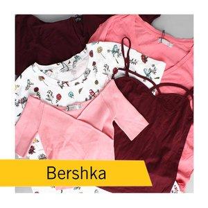BERSHKA WOMAN T-SHIRTS SS18