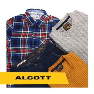 ALCOTT MAN MIX