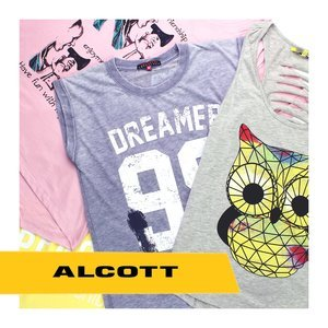 ALCOTT WOMAN    T-SHIRTS