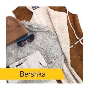 BERSHKA WOMAN MIX