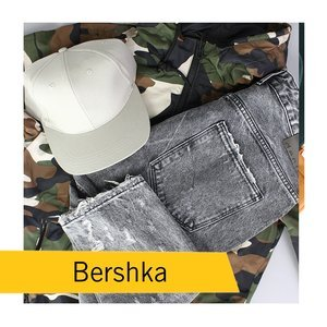 BERSHKA MAN MIX - AW17