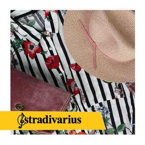 STRADIVARIUS WOMAN MIX SS 17/18