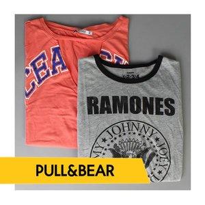 Pull&Bear  Woman - T-shirts SS17