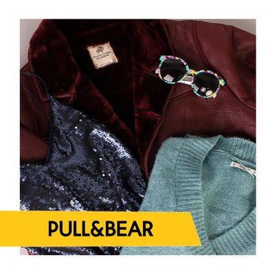 Pull&Bear  Woman - MIX AW17 - фото