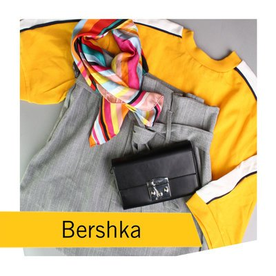 BERSHKA WOMAN MIX SS18 - фото