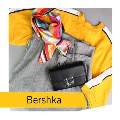 BERSHKA WOMAN MIX SS18 - фото
