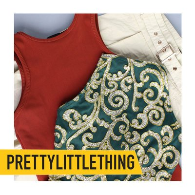PRETTY LITTLE THING WOMAN MIX SS18 - фото