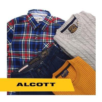 ALCOTT MAN MIX - фото