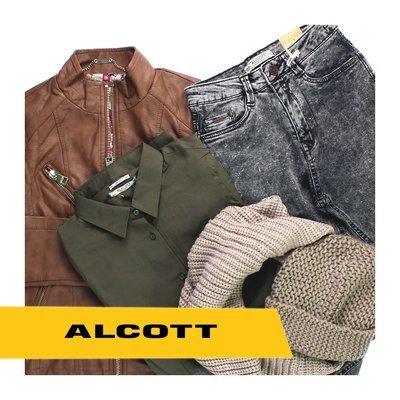 ALCOTT WOMAN MIX - фото