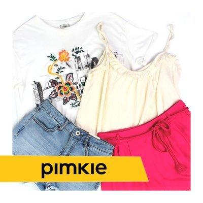PIMKIE Woman - Микс  SS17 - фото
