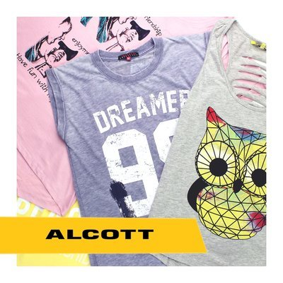 ALCOTT WOMAN    T-SHIRTS - фото