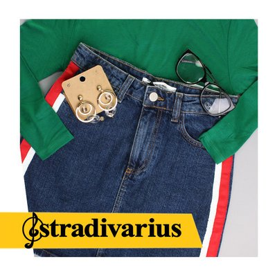 STRADIVARIUS WOMAN MIX SS18 - фото