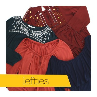 LEFTIES WOMAN MIX - фото