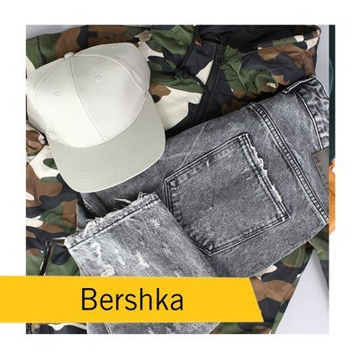 BERSHKA MAN MIX - AW17 - фото