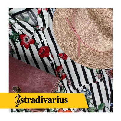 STRADIVARIUS WOMAN MIX SS 17/18 - фото