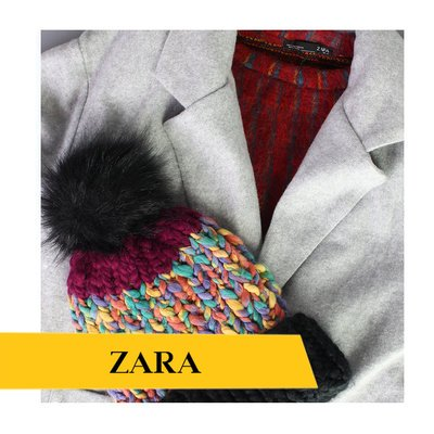 ZARA WOMAN MIX AW17 - фото
