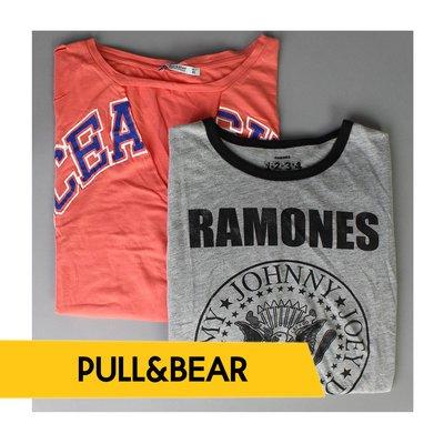 Pull&Bear  Woman - T-shirts SS17 - фото